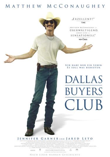 Filmplakat Dallas Buyers Club