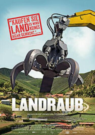 "Filmplakat zu ""Landraub"""