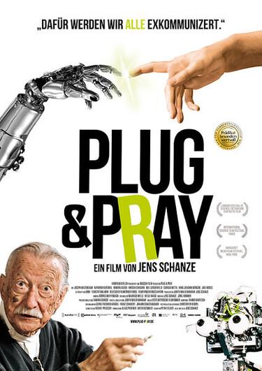 """Filmplakat zu """"Plug & Pray"""""""