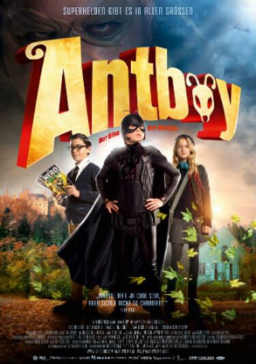 """Filmplakat zu """"Antboy"""""""