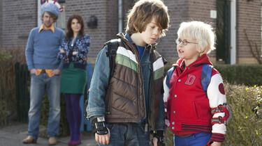 Szenenbild: Alfie mit seinem Bruder