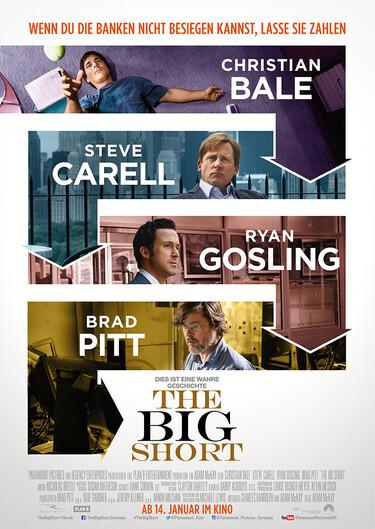 """Filmplakat zu """"The Big Short"""""""