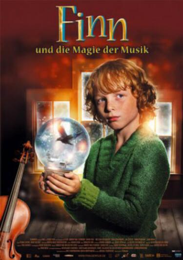 """Filmplakat zu """"Finn und die Magie der Musik"""""""