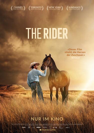 Filmplakat The Rider