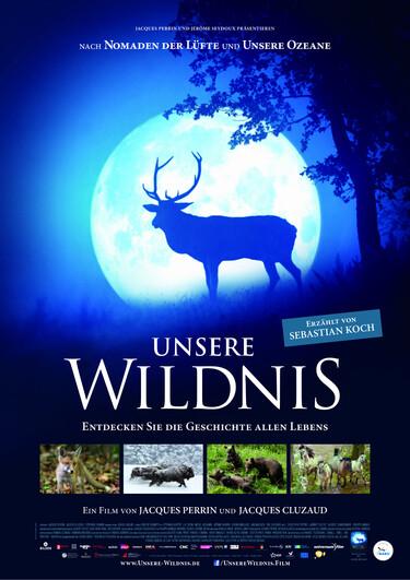 Filmplakat Unsere Wildnis