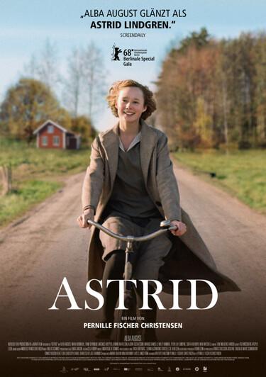 Filmplakat Astrid