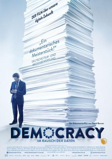 """Filmplakat zu """"Democracy - Im Rausch der Daten"""""""