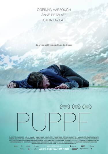 Filmplakat Puppe