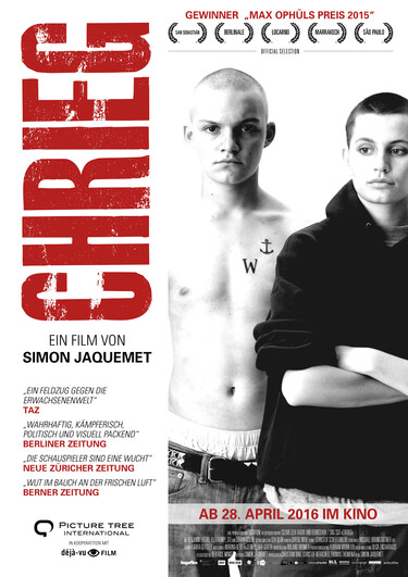 Filmplakat Chrieg