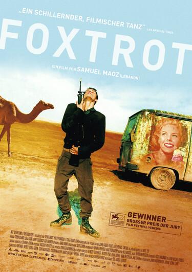 Filmplakat Foxtrot