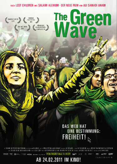 "Filmplakat zu ""The Green Waves"""