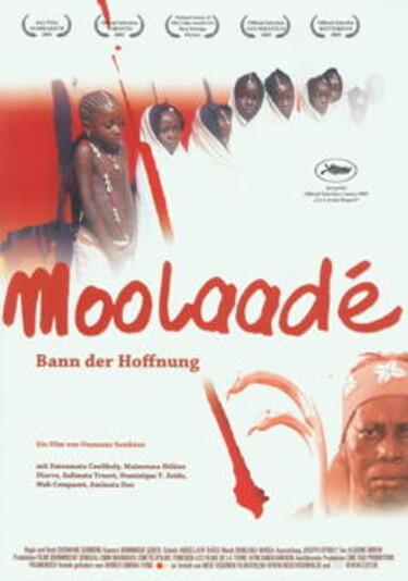 Filmplakat Moolaadé - Bann der Hoffnung