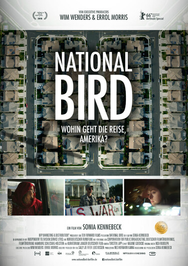 Filmplakat National Bird