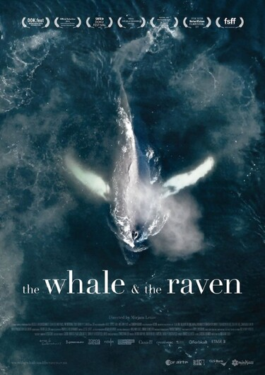 Filmplakat The Whale and the Raven