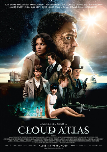 Filmplakat Cloud Atlas