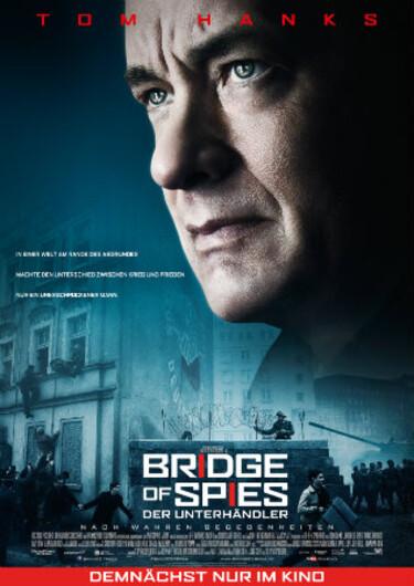 """Filmplakat zu """"Bridge of Spies - Der Unterhändler"""""""