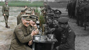 Link zum FilmTipp They Shall Not Grow Old