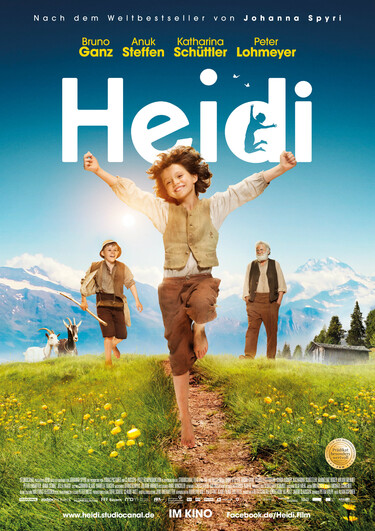 "Filmplakat zu ""Heidi"""