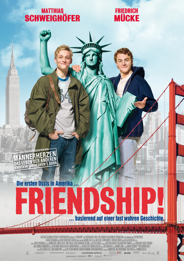 """Filmplakat zu """"Frienship!"""""""