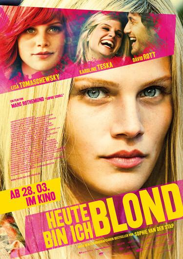 Plakat zu Heute bin ich blond