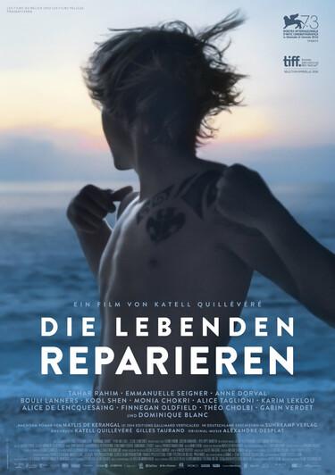 Filmplakat Die Lebenden Reparieren
