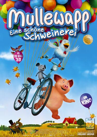 Filmplakat Mullewapp - Eine schöne Schweinerei