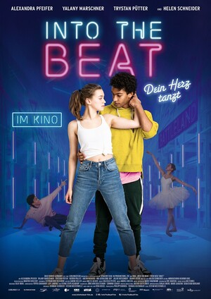 Filmplakat Into the Beat - Dein Herz tanzt