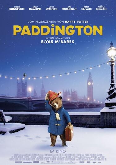 Plakat zu Paddington
