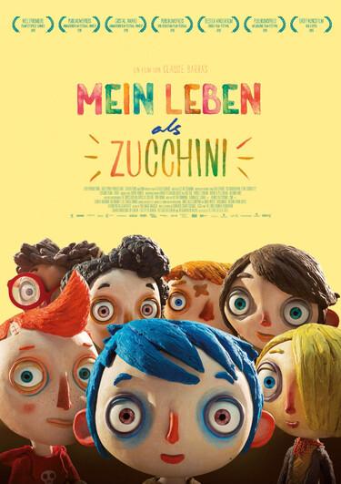 Filmplakat Mein Leben als Zucchini