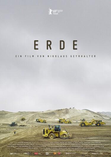 Filmplakat Erde