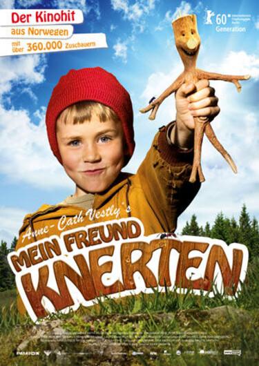 """Filmplakat zu """"Mein Freund Knerten"""""""