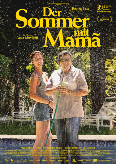 """Filmplakat zu """"Der Sommer mit Mamã"""""""