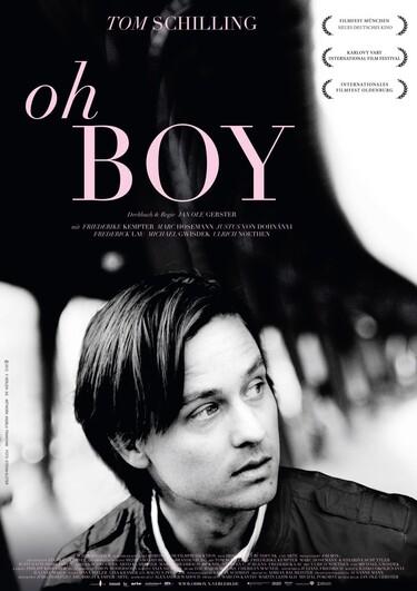 Filmplakat Oh Boy