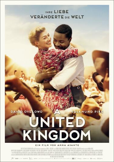 Filmplakat A United Kingdom