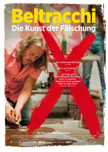 """Filmplakat zu """"Beltracchi - Die Kunst der Fälschung"""""""