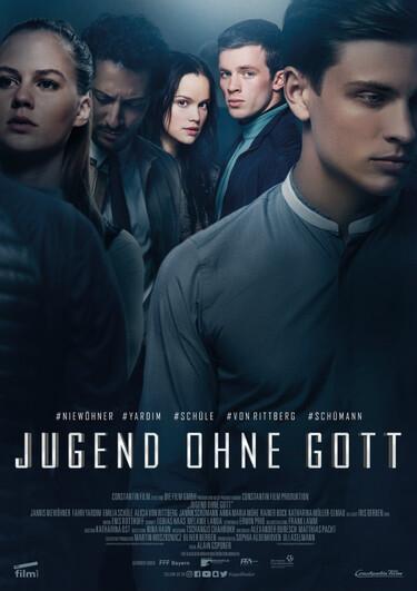 Filmplakat Jugend ohne Gott