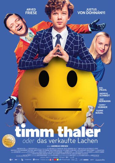 Filmplakat Timm Thaler oder das verkaufte Lachen