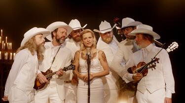 Szenenbild: Die Band bei einem Auftritt