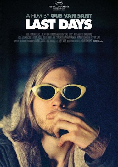Filmplakat Last Days