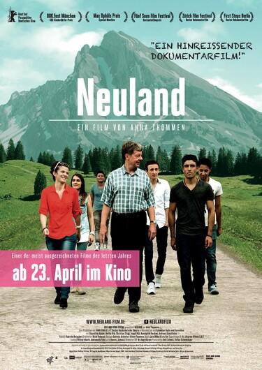 Plakat zu Neuland