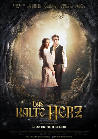 Filmplakat Das kalte Herz