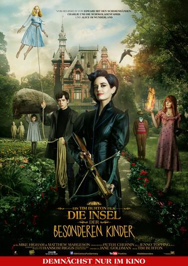 Die Insel der besonderen Kinder, 20th Century Fox of Germany