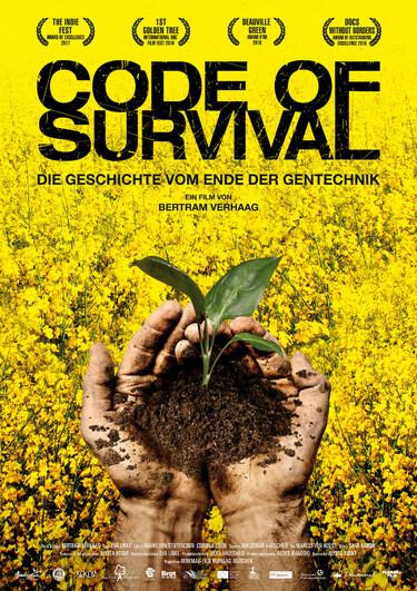 Filmplakat Code of Survival