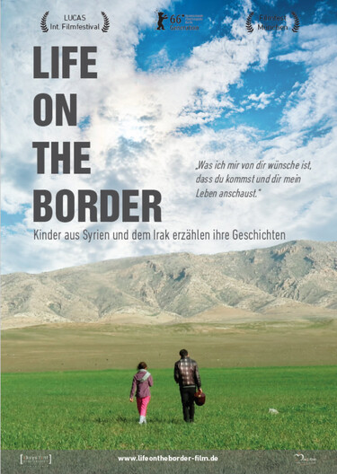 Filmplakat Life on the Border