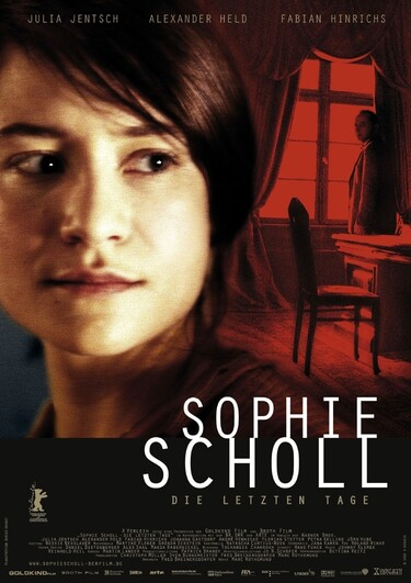 Plakat zu Sophie Scholl - Die letzten Tage