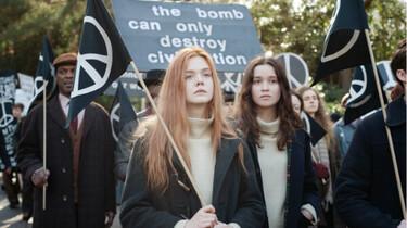 Szenenbild: Eine Demonstration