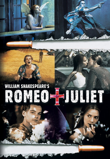 Plakat zu William Shakespeares Romeo & Julia