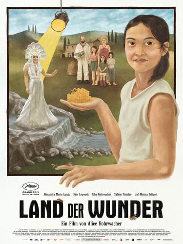Plakat zu Land der Wunder