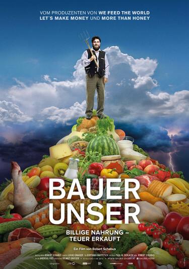 Filmplakat Bauer unser