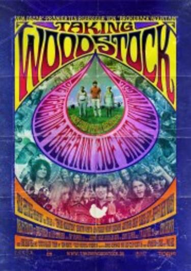 "Filmplakat zu ""Taking Woodstock"""